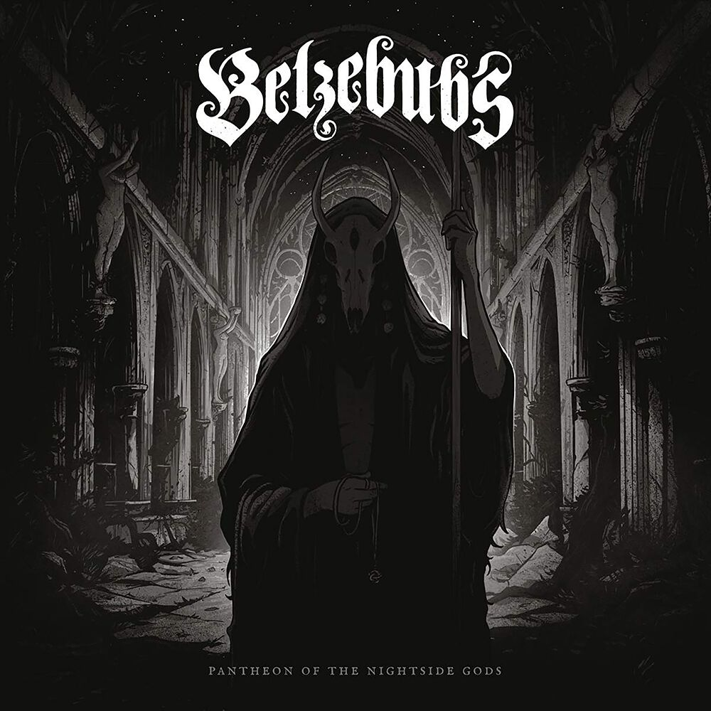 Image of Belzebubs Pantheon of the nightside gods CD Standard
