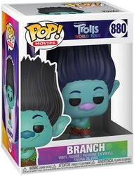 World Tour - Branch (Chase Edition möglich) Vinyl Figur 880