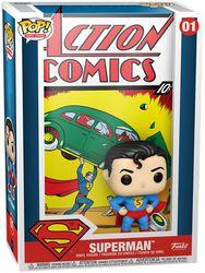 Superman (Pop! Comic Covers) Vinyl Figur 01