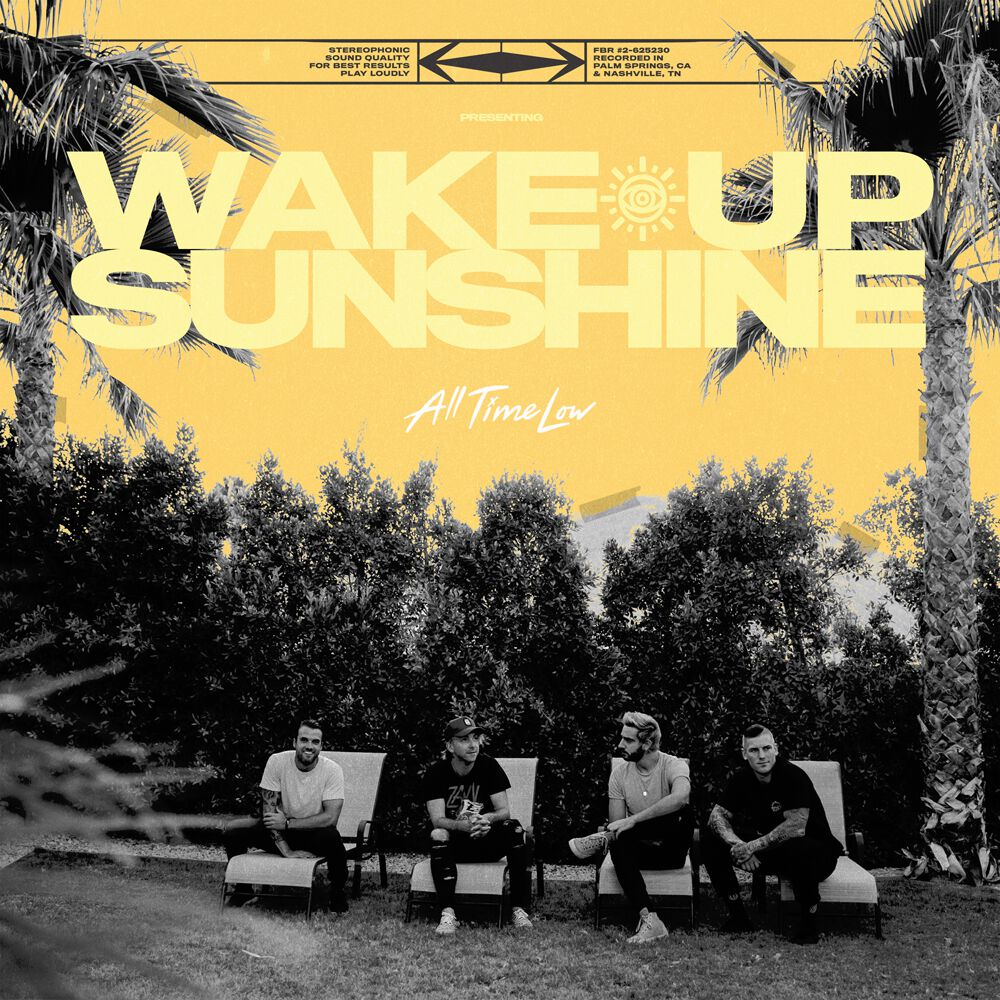 All Time Low  Wake up, sunshine  CD  Standard