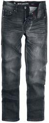 Superflex Jeans Bleak Grey