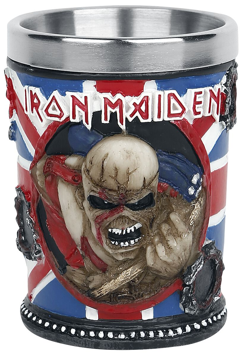 Iron Maiden Schnapsglas Schnapsglas multicolor B4126M8