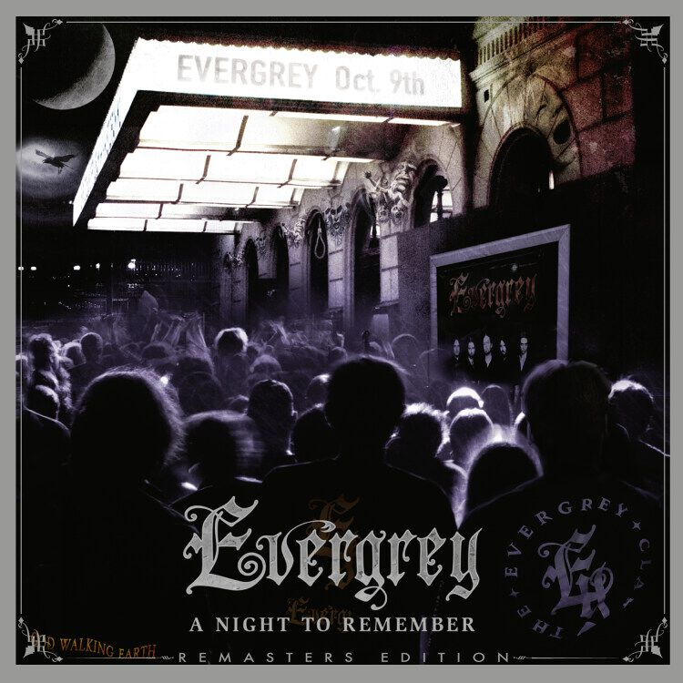 Image of Evergrey A night to remember - LIVE 2-CD & 2-DVD Standard