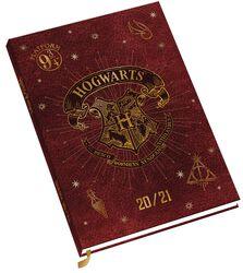 2020/2021 Kalenderbuch