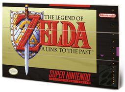Super Nintendo Cover