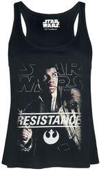 Episode 8 - Die letzten Jedi - Finn The Resistance