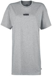Center Vee Tee Dress