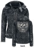 High Voltage Skull Jacket