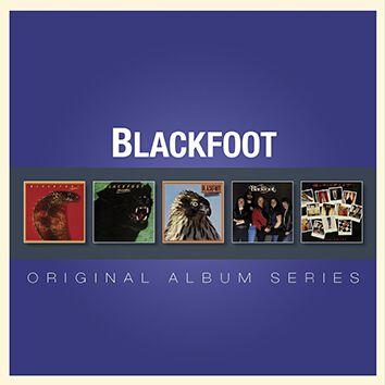 Image of Blackfoot Original Album Classics 5-CD Standard
