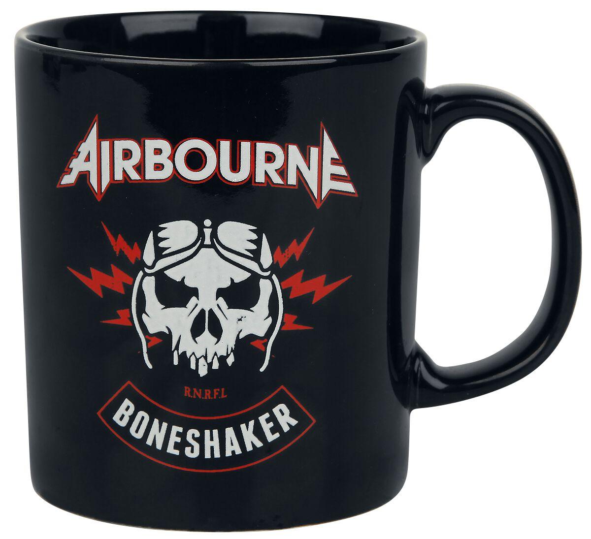 Image of Airbourne Boneshaker Tasse Tasse schwarz