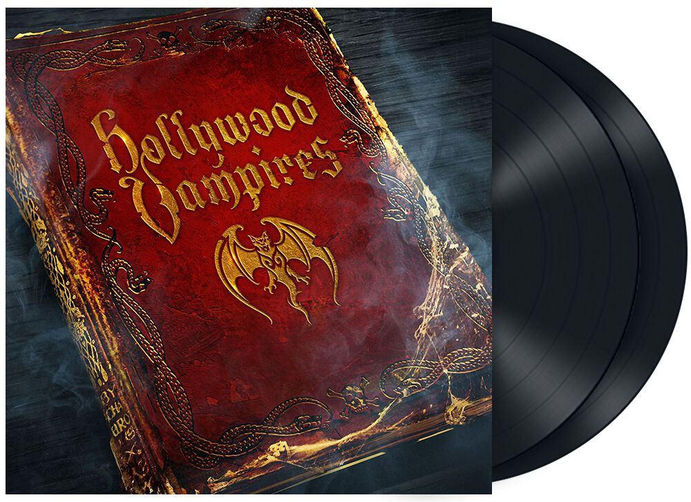 Hollywood Vampires Hollywood vampires LP multicolor 060254748392