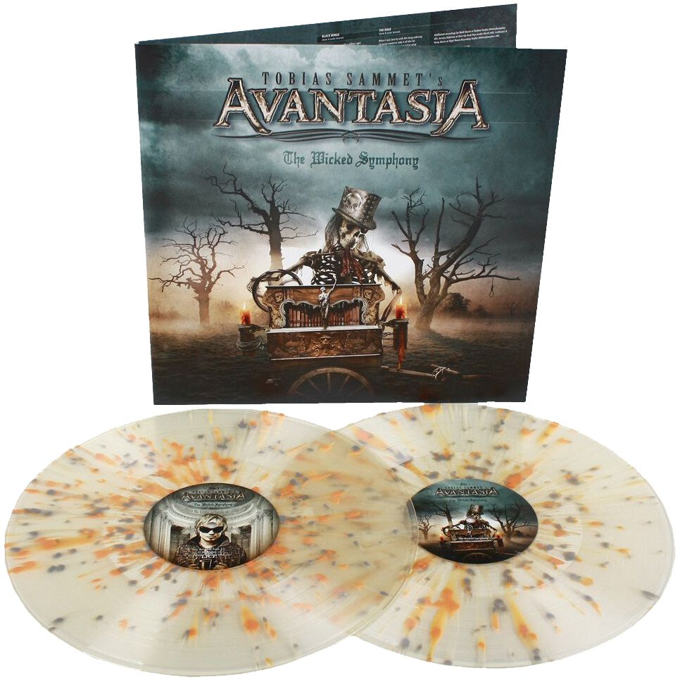 Image of Avantasia The wicked symphony 2-LP Standard