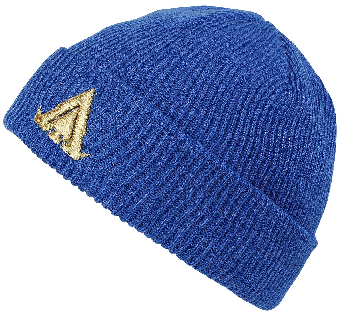 Image of Amaranthe Gold Logo - Beanie Beanie blau