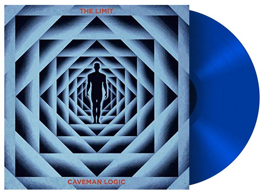 The Limit Caveman logic LP blau 6430077091931
