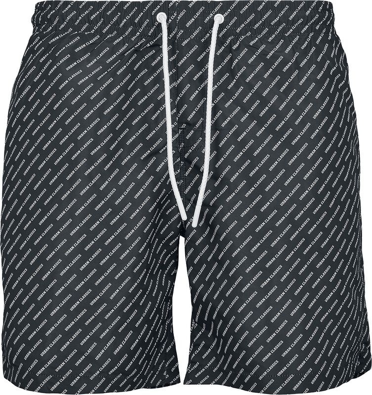 AOP Logo Swim Shorts