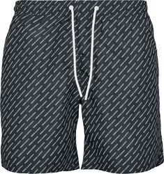 AOP Logo Swim Shorts