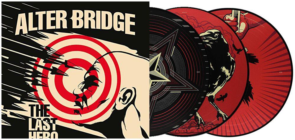 Image of Alter Bridge The last hero 2-LP Standard