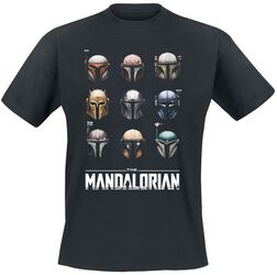 The Mandalorian - Helmets