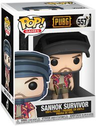Sanhok Survivor Vinyl Figur 557