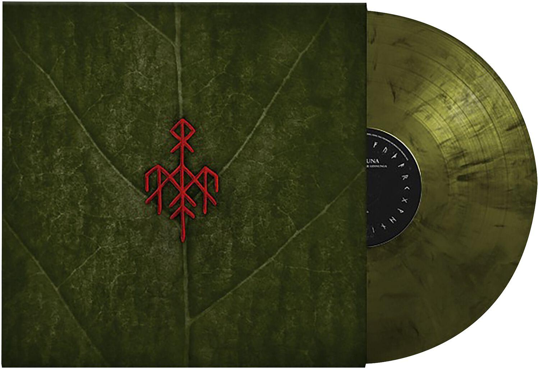 Wardruna Yggdrasil LP grün INDIE104LPSP