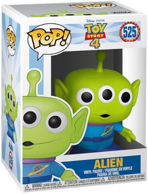4 - Alien Vinyl Figure 525