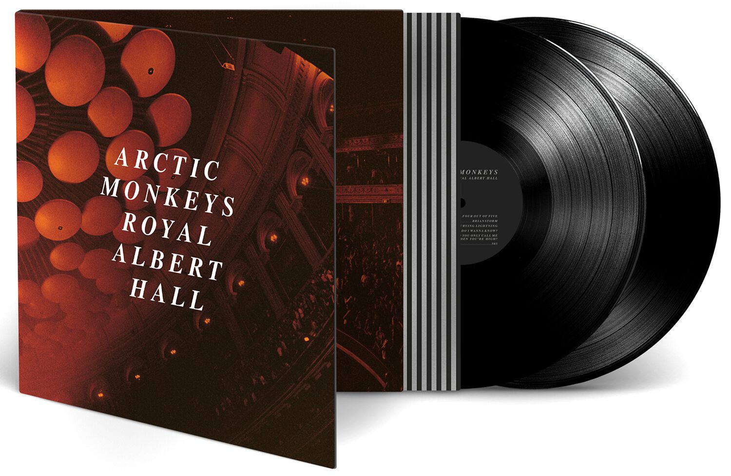 Image of Arctic Monkeys Live at the Royal Albert Hall 2-LP Standard