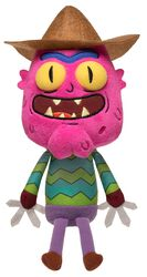Galactic Plushies: Scary Terry