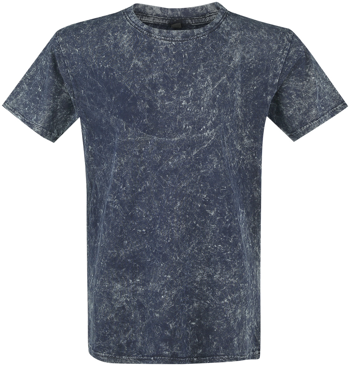 RED by EMP - Acid Washed Tee - T-Shirt - dark blue-white image
