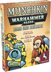 Munchkin: Zorn und Zauberei (Erweiterung)