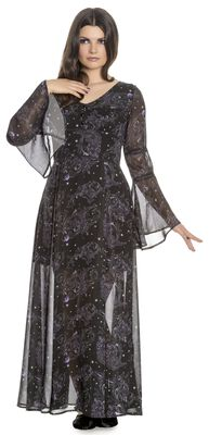 Dark Sea Maxi Dress