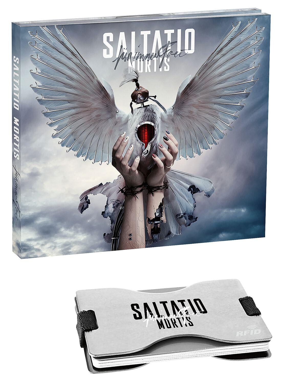 Image of Saltatio Mortis Für immer frei 2-CD & Cardholder Standard