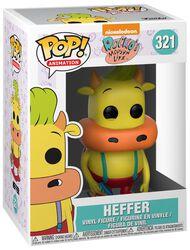 90's Nickelodeon Heffer (Chase Edition möglich) Vinyl Figure 321
