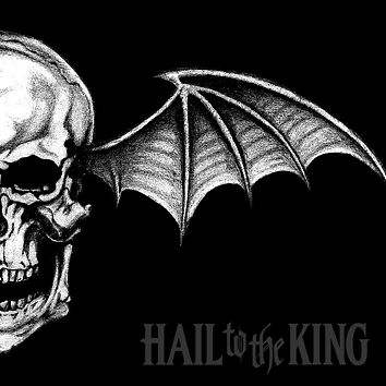 Image of Avenged Sevenfold Hail to the king CD Standard