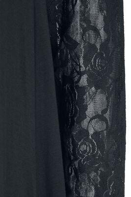 Lace Back Longsleeve Dress