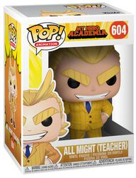 All Might (Teacher) Vinyl Figure 604