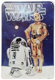 R2-D2 und C3PO