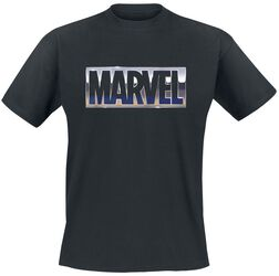 Marvel - Metallic Logo