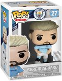 Football Manchester City - Sergio Agüero Vinyl Figure 27