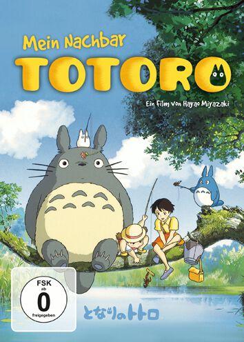 Mein Nachbar Totoro Studio Ghibli - Mein Nachbar Totoro DVD multicolor 82876751169