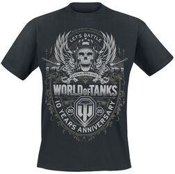 World Of Tanks 10 Year Anniversary