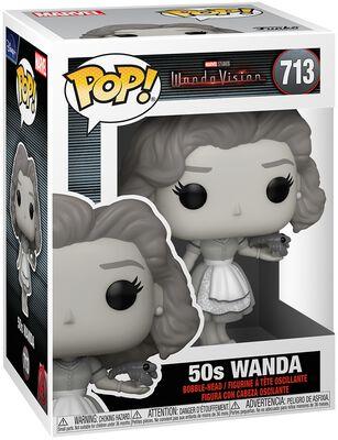 50s Wanda B&W) Vinyl Figur 713