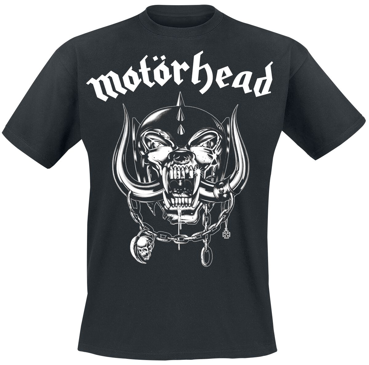 Motörhead Make A Difference T-Shirt black