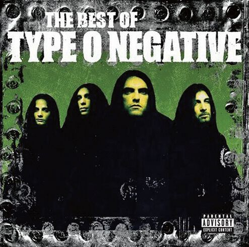 Type O Negative The best of Type O Negative CD multicolor 1686180362