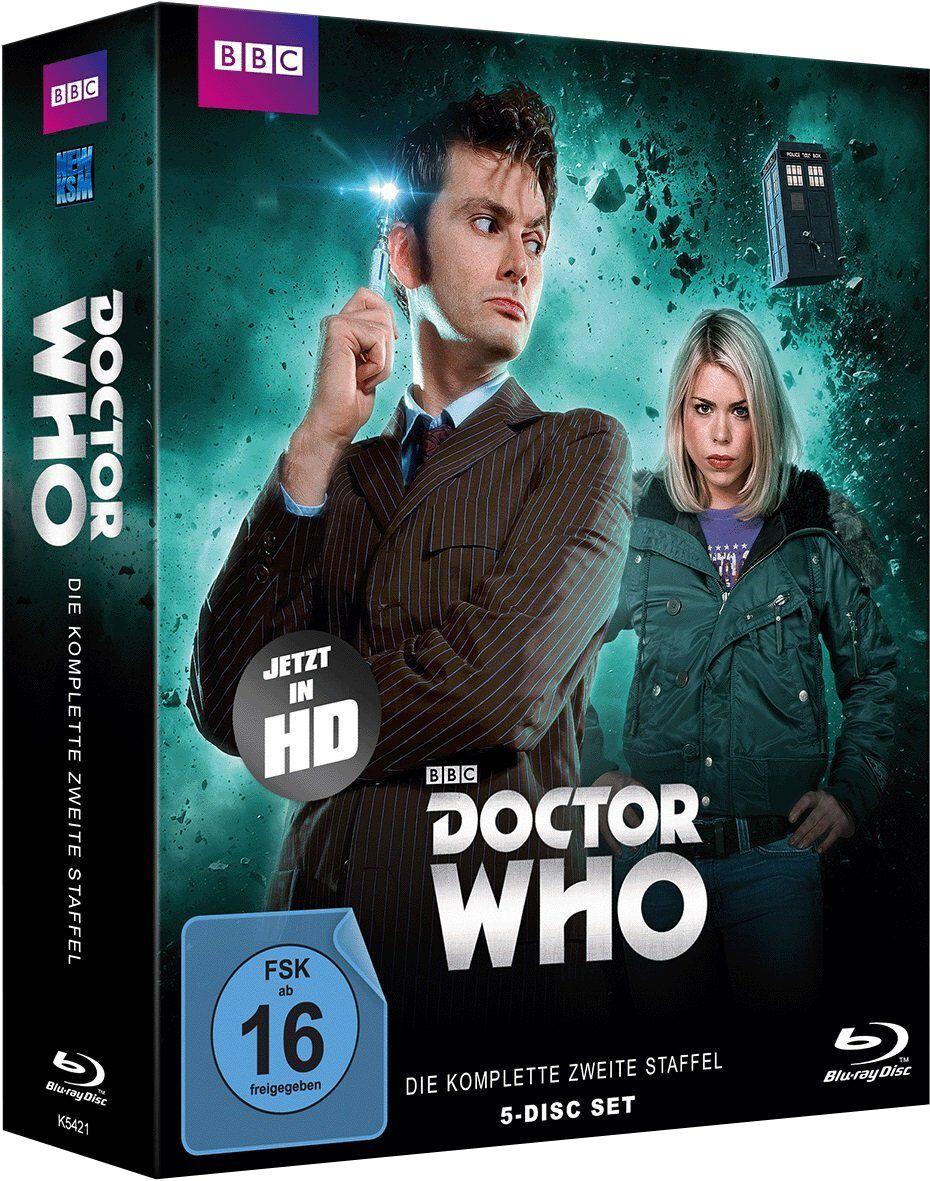 Dr Who Staffel 2