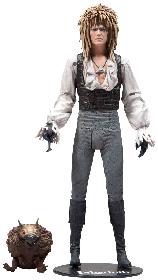 Music & Stars Labyrinth Dance Magic Jareth (David Bowie) Actionfigur Standard