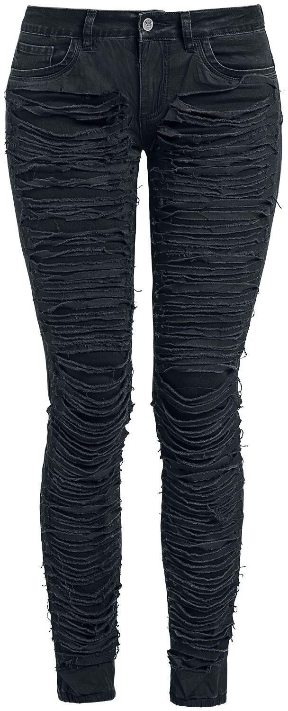 Hosen - Black Premium by EMP Skarlett Jeans schwarz  - Onlineshop EMP