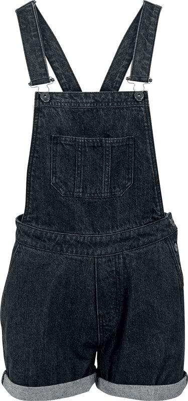 Ladies Short Bib Overall