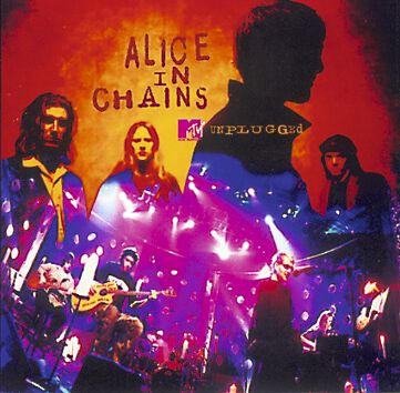 Alice In Chains  Unplugged  CD  Standard