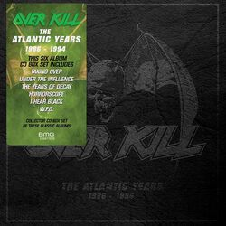 The Atlantic Years - 1986-1996