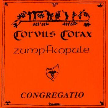 Corvus Corax Congregatio CD multicolor 715023